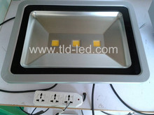 Bridelux ip65 led flood light 200 watt with meanwhile driver