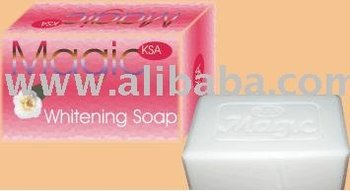 Ksa Magic Whitening Soap