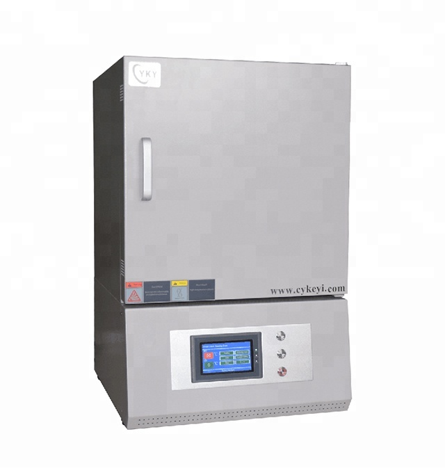 Universities laboratory used muffle furnace for ceramic's sintering and dissolve
