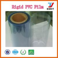 China school clear pvc plastic and film supplier soft lamination pp sheet