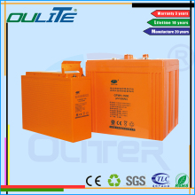 Oliter original manufacturing high temperature battery 2volt 500ah