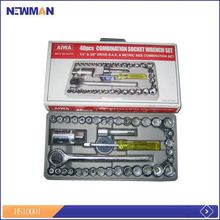 gs approved grey blow case packing metal tool kit