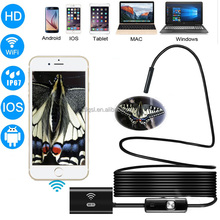 2017 New Wifi Box fit for 3.5mm 7mm Android Endoscope Camera Compatible with All of Android IOS/Computer