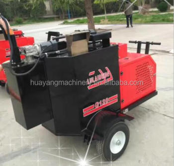 road surface self propel crack repair sealing machines crack patching equipment crack filling injection equipment
