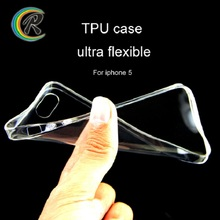 Smart Phones silicone tpu cover case for iphone 4 4s 5 5s 6s 6plus for iPhone 5 5S factory production tpu phone case