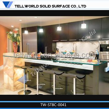 Design mini home juice bar counter for sale for decorating for Mini bar counter for home