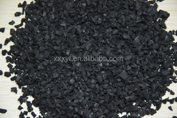 1-5mm recycled rubber granule/rubber powder/crumb rubber