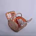 China products picnic basket,wicker picnic basket,willow picnic basket alibaba China