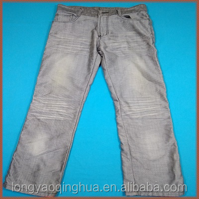 wholesale factory supply summer used clothing used jean clothing