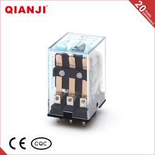 QIANJI High Quality PCB Relay 12V 2A 240VAC Mini PCB Relay/Electric Relay