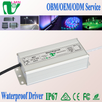 LED lighting constant current waterproof led driver IP67 DC output