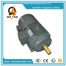 75kw 200kw 25kw 125kw three-phase frequency coversion electric motor for milling machine