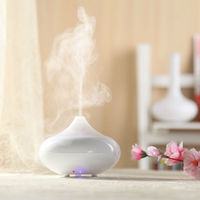 the best parterner with darkness incense is aroma diffuser