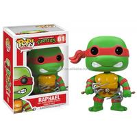 Wholesale Funko POP Teenage Mutant Ninja Turtles PVC Action Figures