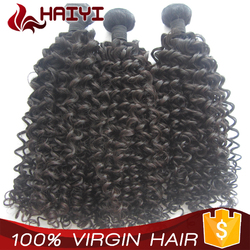 Raw material no chemical processed 100% indian temple indian hair company