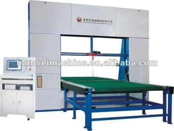 CNC Contour Foam Cutting Machine(Vertical Blade)
