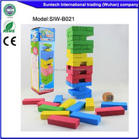 DIY Wooden Tower Wooden Toy House