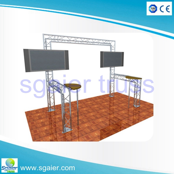 2017 New Aluminum Portable Exhibition Stand for Show