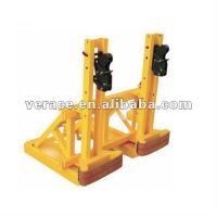 VR-DL-4 2 Drums Manual drum lifter/ attachment/forklift