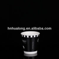10oz disposable single wall hot drink/coffee/ beverage paper cup