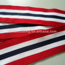 Polyester knitted elastic band for sport clothes