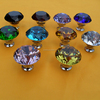 Fashion 40MM K9 Crystal Diamond Knobs
