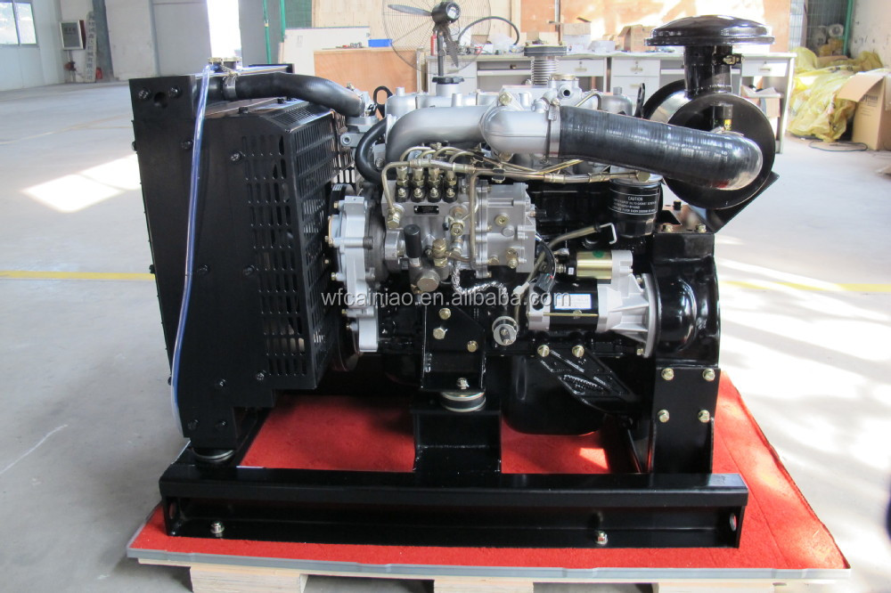 diesel good quality engine bore* stroke 93/102 marine boat engine