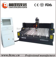 Hot sale, high quality Jinan 1325 headstone / granite stone engraving equipment / lathe for stone