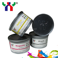 Environmental protection ink/Offset Printing None Phenolic Resin ink CMYK