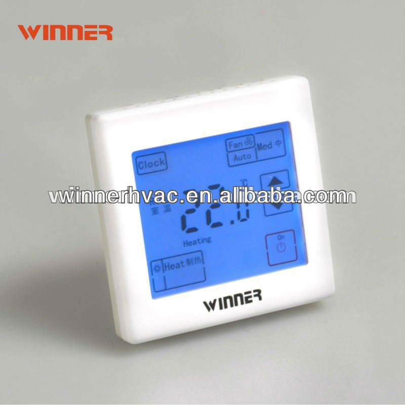 heating, cooling and HVAC system 220v digital lcd room thermostat