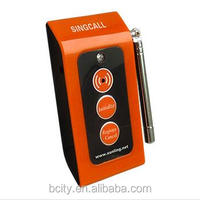 Wireless Panic Button Emergency Calling System