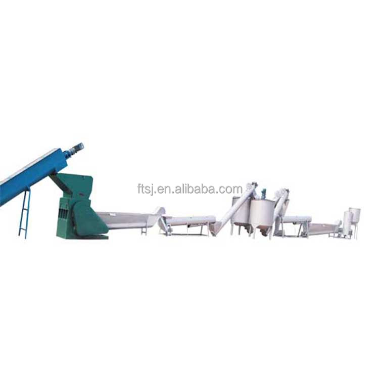 Cheapest Cement Bag Plastic Washing Recycling Line Peoduction Recycle A Month