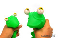 hot new product fun Popeyes frog plastic reduce pressure toy Small