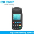 Handheld Payment Terminal with 58mm Thermal Printer, Barcode Scanner