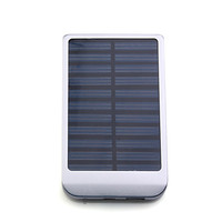 Portable USB Solar Panel Charger External Battery for iPhone 4/3G/3GS