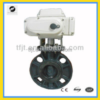 TF CTB-DN50 motorized butterfly valve for Auto drain& Water cooling system,Electric brewing system