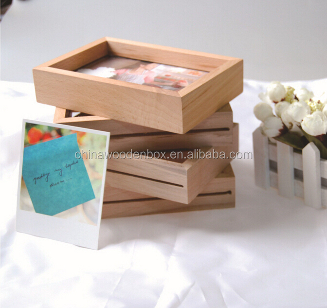 wooden gift photo frame wooden decorative picture frame wooden gift