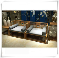 Wooden Bamboo leisure and dinning chair