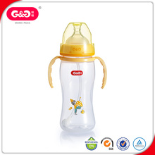 Free Sample Baby Plastic Nursing Bottle