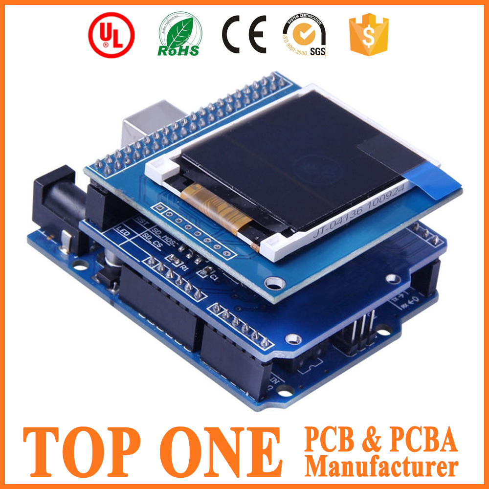 OEM Custom PCB with Layout and Assembly service in Guangdong