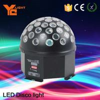 Dependable Stage Light Maker Led Crystal Ball, Spinning Disco Ball