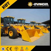 High Quality Mechanical Cheap price xcmg wheel loader lw500f