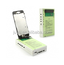 For phone 5 LCD tester case is used broken touch screen / panel display digital LCD tester repair