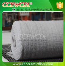 CCEWOOL High temperature fire proof ceramic fiber cloth with ring type