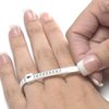 Ring Sizer Finger Gauge Belt Measure