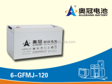 12v120ah opzv gel battery used in finance power offices hosipitals