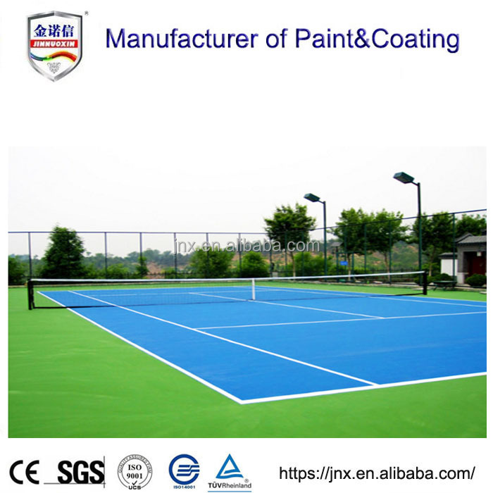 Tennis Court Acrylic Floor Coating