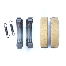 China factory 125cc mini motorcycle brake shoe