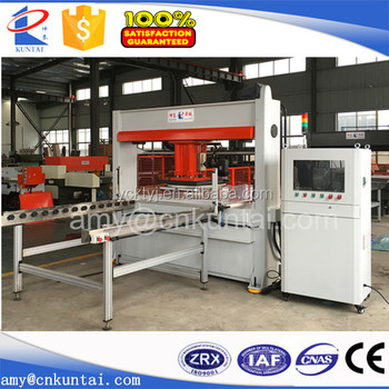 Automatic Hydraulic Travel Head Cutting Machine for EVA/Foam/leather