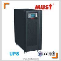 20kva power ups high frequency online double convertion design for computer room